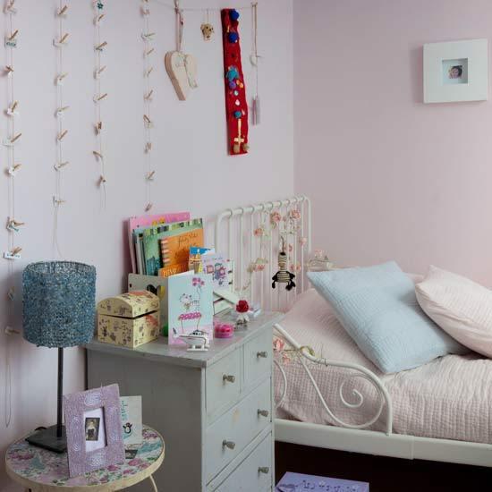 Funky vintage bedroom 2 sch ne frau for Cuartos de nina vintage