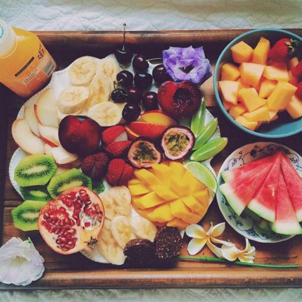 Cómo viajar con un presupuesto, pagando comida con efectivo
